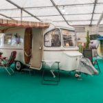 Caravan Salon Düsseldorf 2017 - Oldies