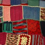 gestrickte Decke für Schwalbennest