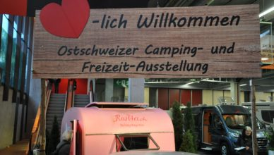 Ostschweizer Campingausstellung 2018