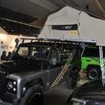 Off-Road-Camper mit Dachzelt (Garage Mösch)