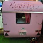 rositas Mini Nostalgie-Wohnwagen