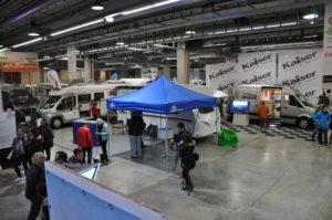 Ostschweizer Camping Ausstellung 2018