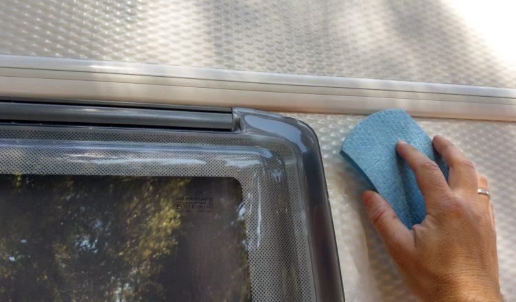 Wohnmobil-Reinigung zu Saisonstart