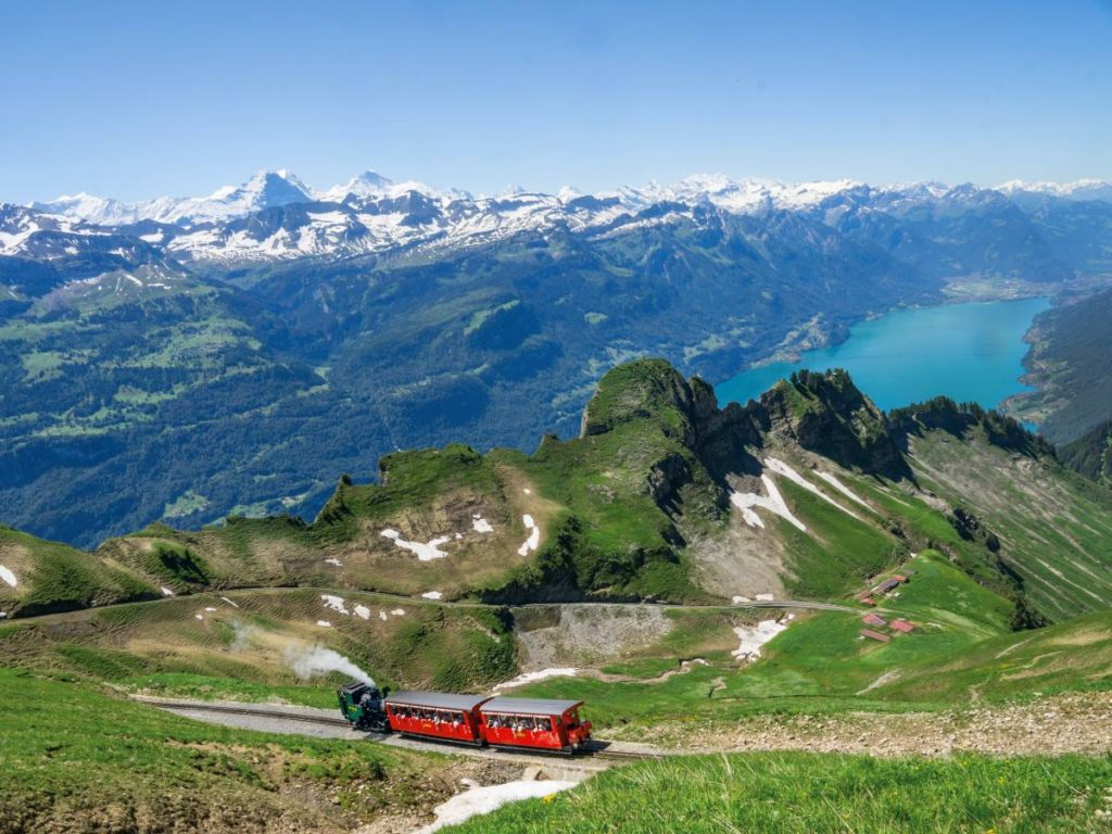 (c) Camping Interlaken - Brienzer Rothorn Bahn