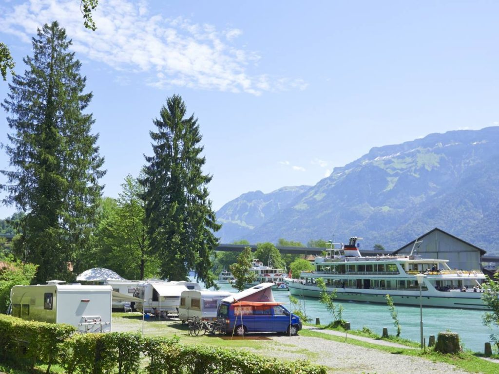 TCS Camping Interlaken