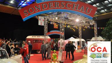 Oldtimers-Sonderschau