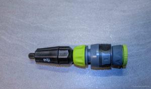 Floe-Adapterstück