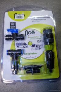 Floe-System: Bestandteile
