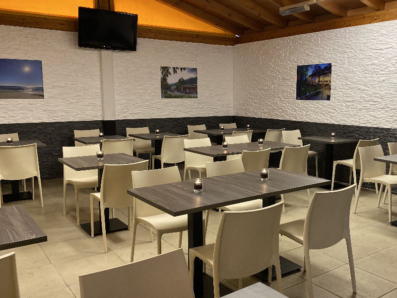 Das Restaurant mit regionalen Spezialitäten
