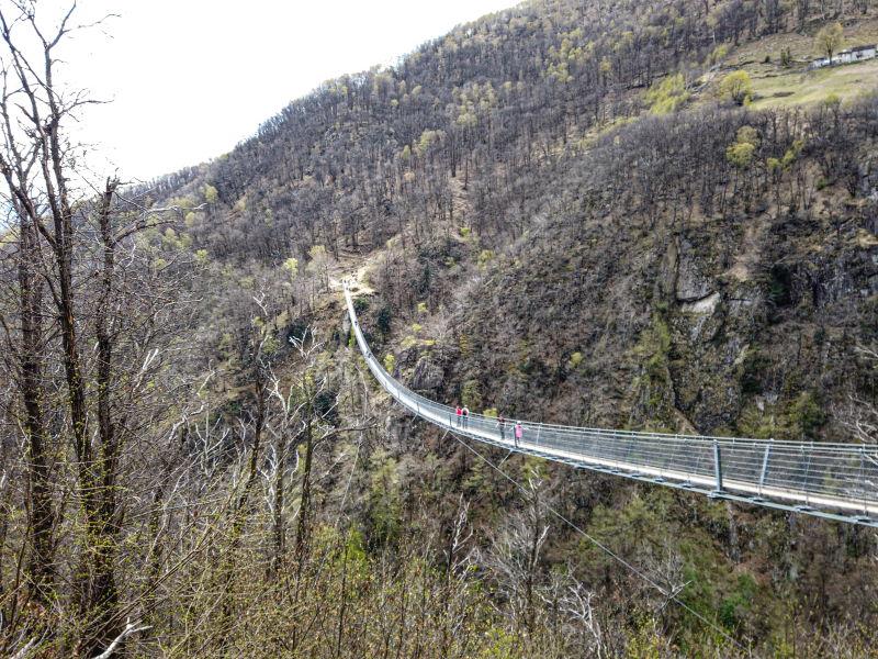 Die Tibetische Brücke